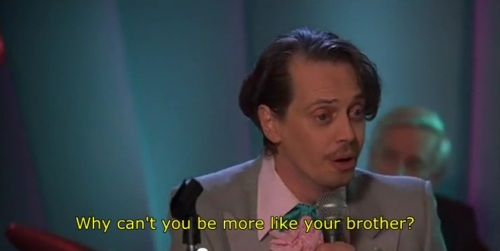 Steve buscemi wedding singer