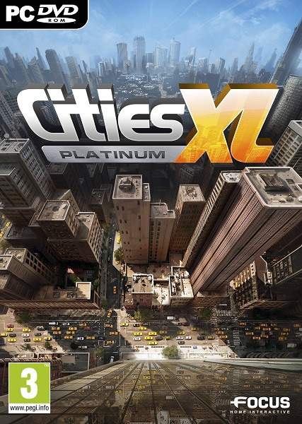 [Aporte]Cities XL Platinum[MEGA][2013]