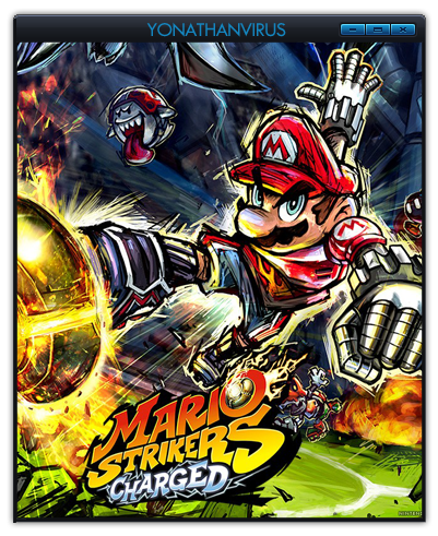 64DBDC774 Mario Strikers Charged Football Para PC | FULL ESP | FUNCIONANDO 100% | 1 Link | MF |