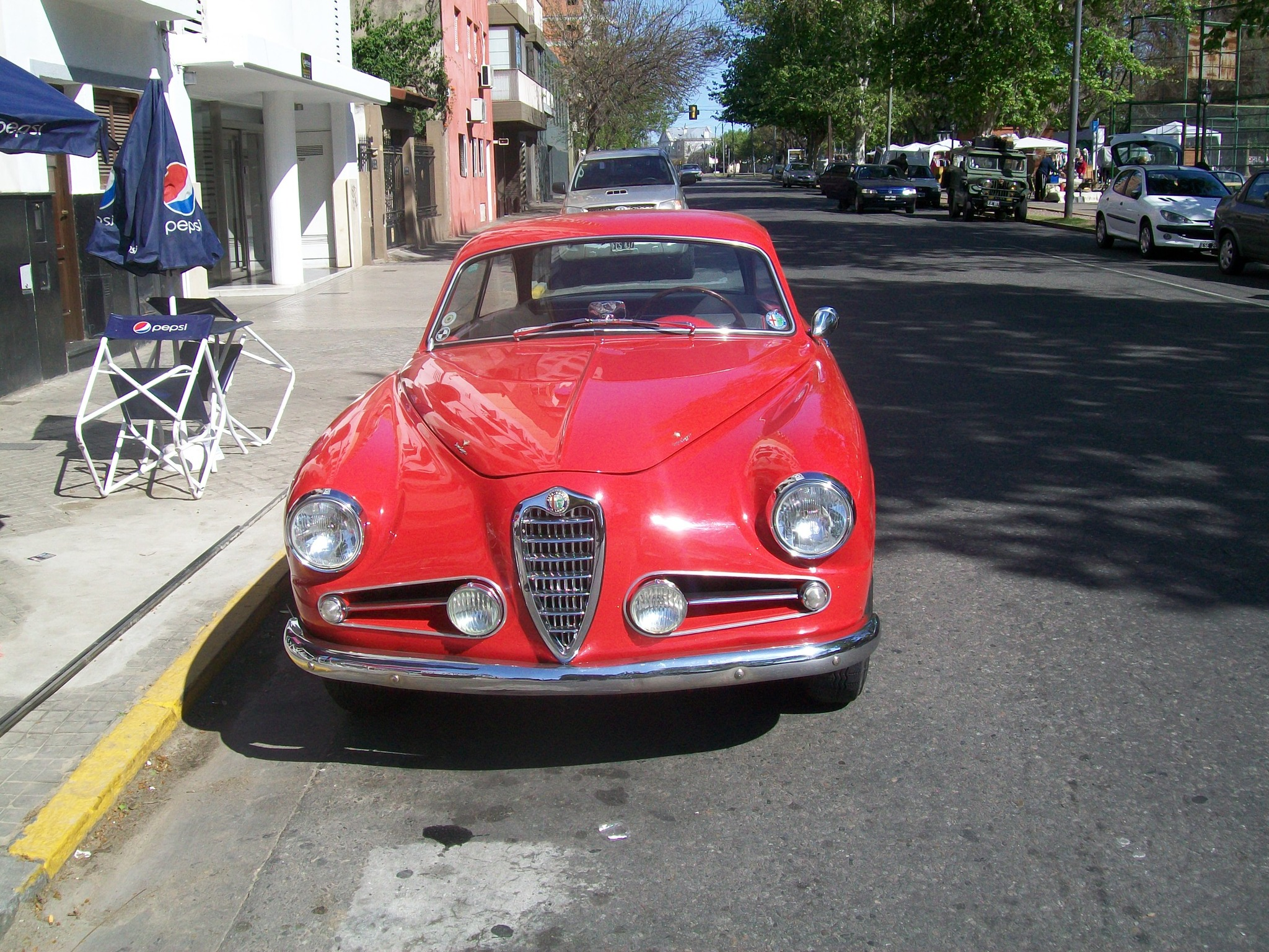 Mini post Alfa romeo antiguo - Taringa!