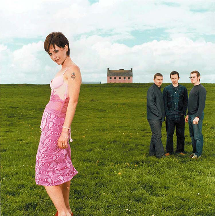 """The Cranberries"" en el festival de Roma"