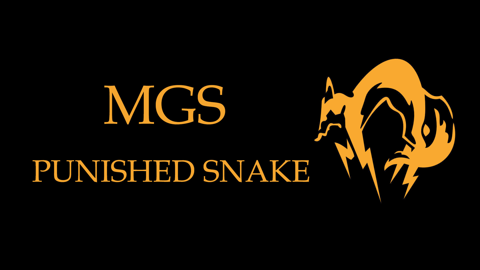 [N] Metal Gear Solid V ¿Quién es  Punished Snake?