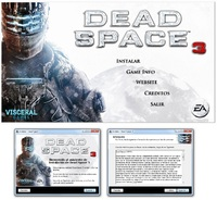 Aporte : Dead Space 3 [Debut/Full+DLC/3DVD5/Es/UP-ZS-PL+Varios]  Extra : Incluye DLC : Awakened, Release RELOADED   By ComeWithM...