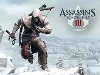 Estoy jugando Assassins Creed 3 hmm este juego para mi gusto esta muy lejos de llegarle al 2, muy bonita la ambientacion y modos...