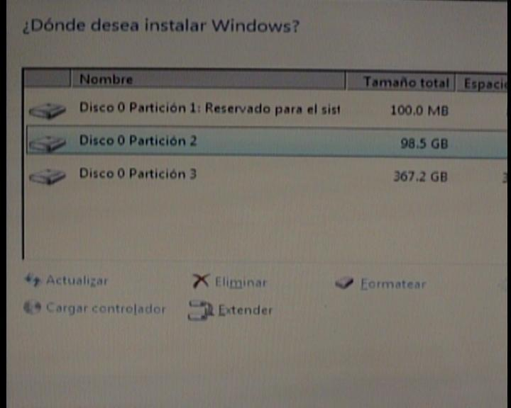 instalar windows 7 en lenovo G485