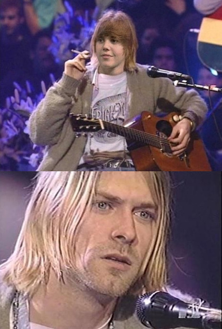 Nuevo meme: Kurt Cobain reaction