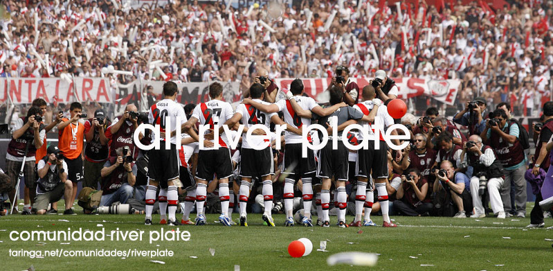 (CM) All River Plate - Imágenes