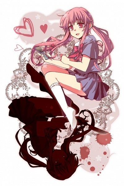 Imagenes de Yuno Gasai (Super-post)