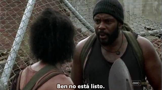 The Walking Dead Tercera Temporada Cap. 8 [Sub][Mi Subida]