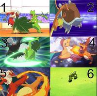 Batallas epicas de #Pokemon