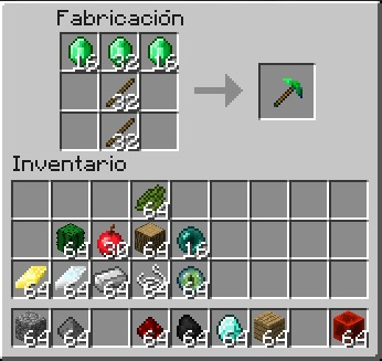 Crafteos de Orespawn mod Minecraft 1.5.2