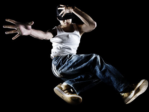 Hip hop, break, adrenalina, estilos, grandes perfonmances