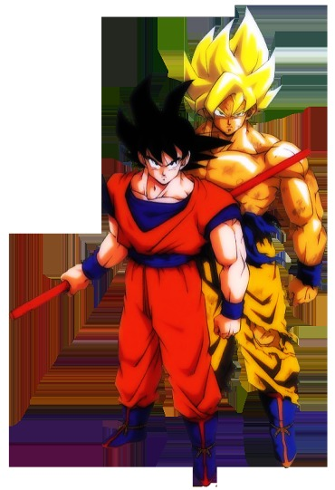 Dragon Ball Z y Gt