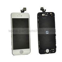 Apple iPhone 5 lcd original con copia touch screen con copia touch screen plata http://www.partsunchina.com/es/Products/Apple-iP...