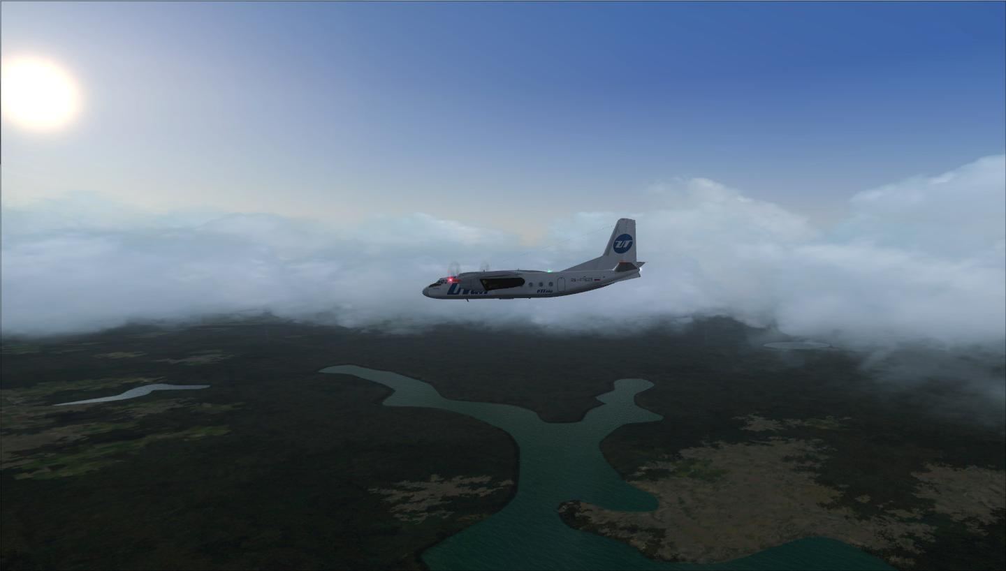 [FS2004] - ORBX Ground textures converted for FS2004 v.2
