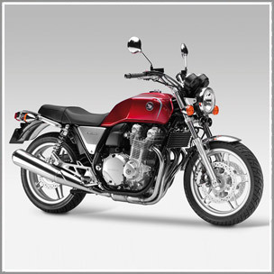 Conoces la Honda CB 1100 ?