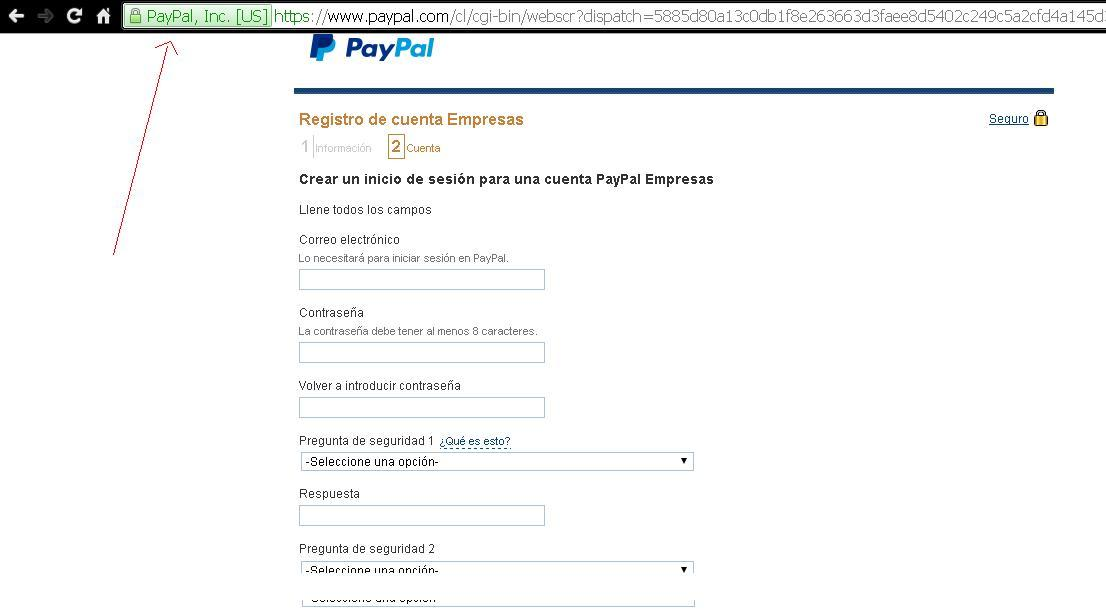 paypal chile