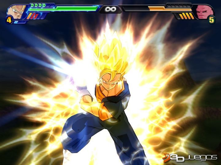 [Aporte] Dragon Ball Z Sparking Meteor ntsc-j MF