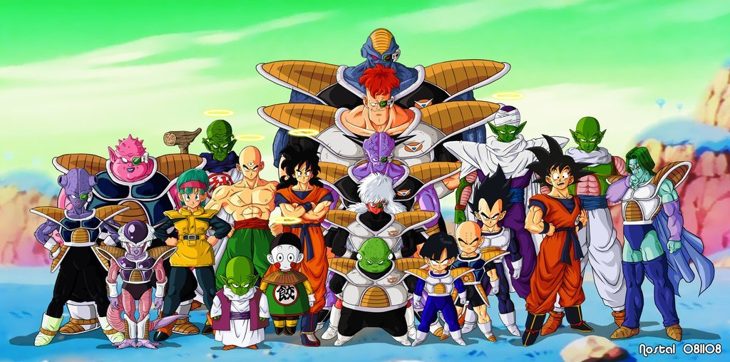imagenes dragon ball en hd