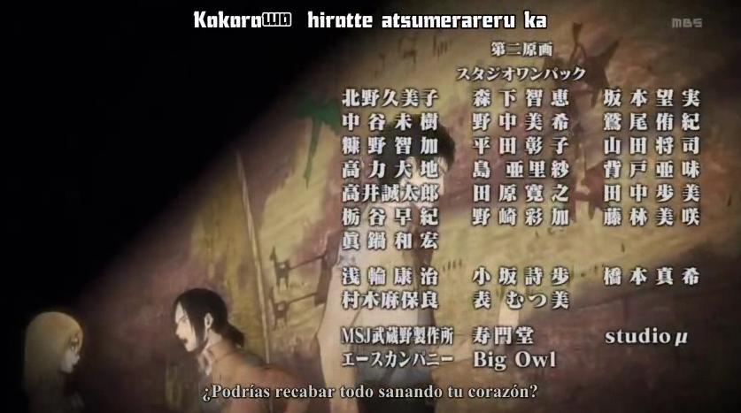 Attack on titan - 6 predicciones e hipotesis mias. =)
