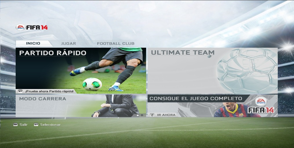 [Aporte] Configurar controles FIFA 14 demo pc