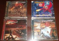 4 de mis discos *-* Naiwhis, Rapsodi incluido el Rain Of A Thousand Flames :metal:   #Nightwish #RhapsodyOfFire