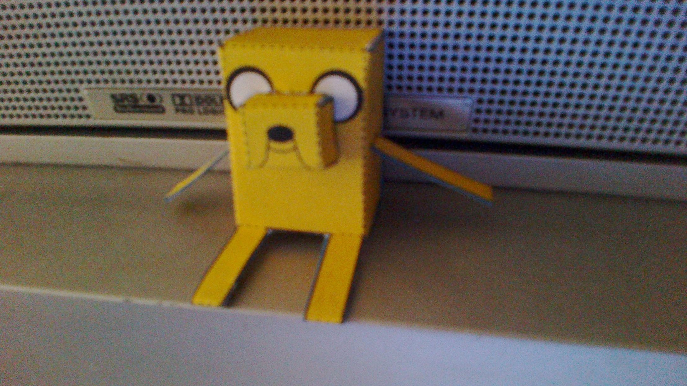 Adventure Time Cutout [PaperToon]
