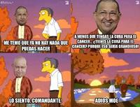 #Shout #chavez #xd #lossimpsons #cancer