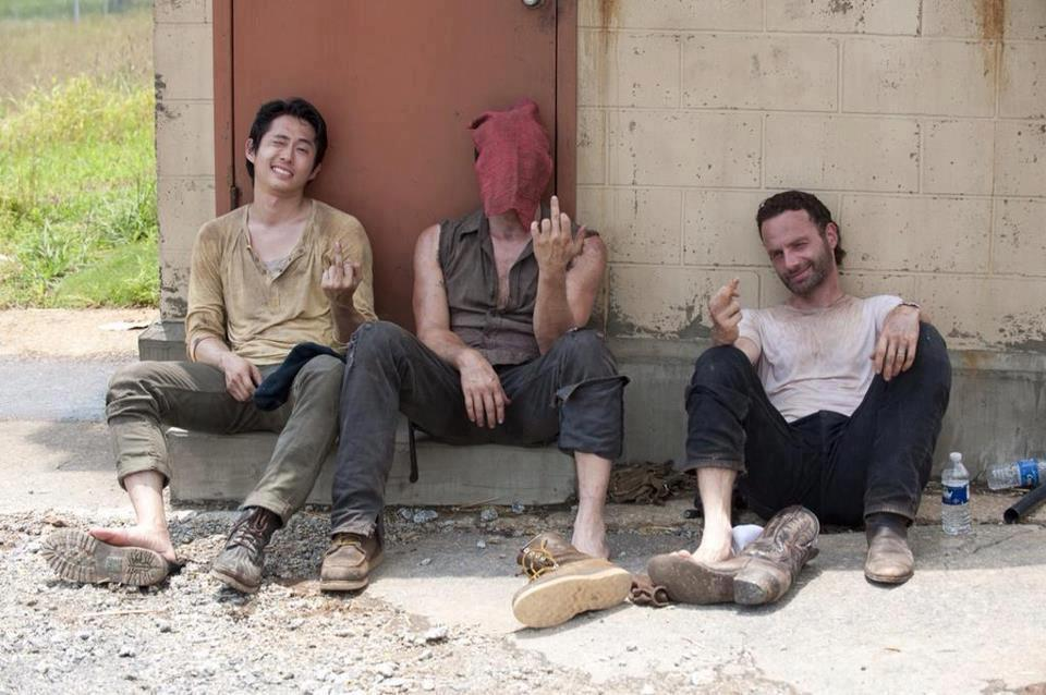 "The Walking Dead Avance 3x06 ""Hounded"" Subtitulado"