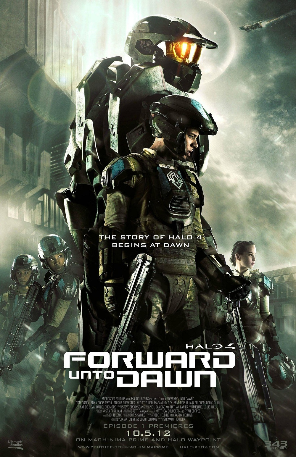 Mshalo 4 Forward Unto Dawn Soundtrackswallpaper Hd En