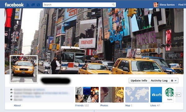 Crea tu portada para facebook photoshop