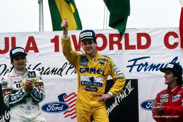 prost ayrton senna nelson - photo #10