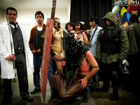 Mi 1º Cosplay... Pyramid Head  (Home Coming) Buenos Aires - Argentina AnimeFriends Domingo 2013 creo que fue en agosto XD no me...