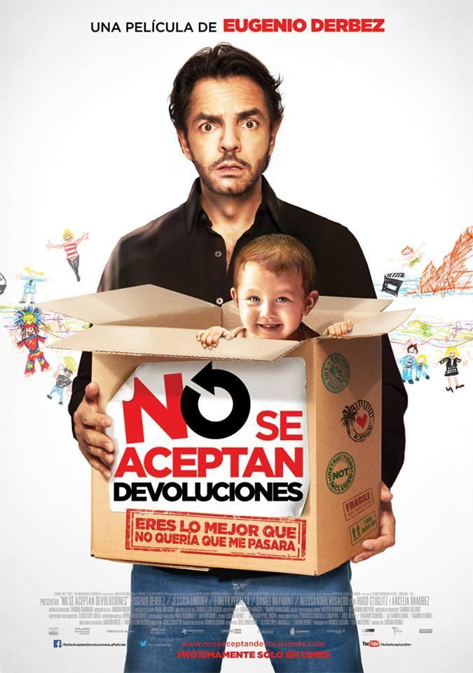 No se Aceptan Devoluciones/ Instructions Not Included