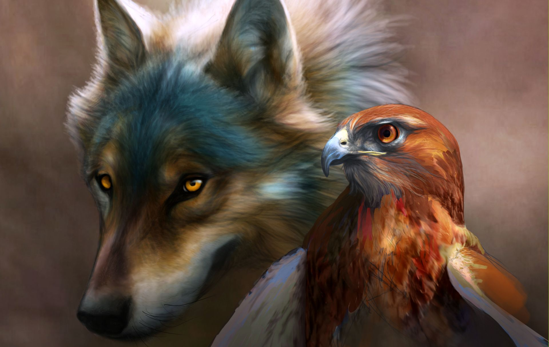 Wallpapers lobos en hd taringa for Foto beautiful
