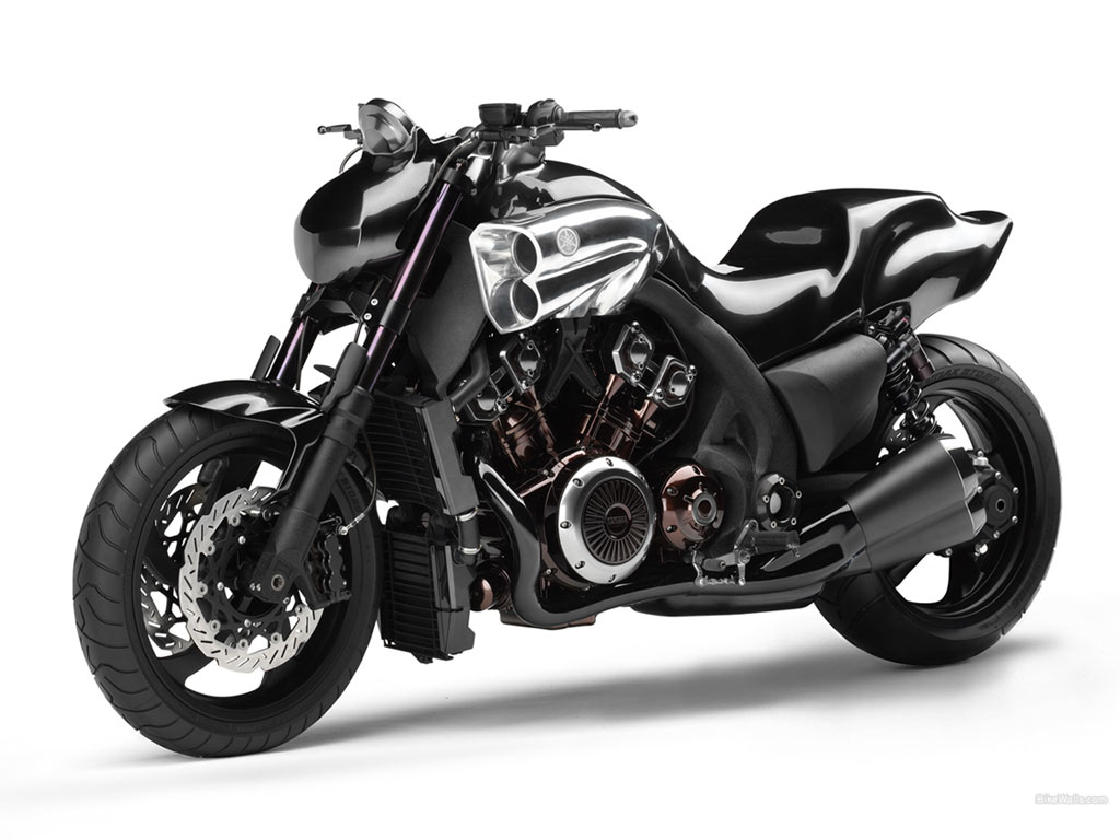 Yamaha V Max (Fotos y Videos)