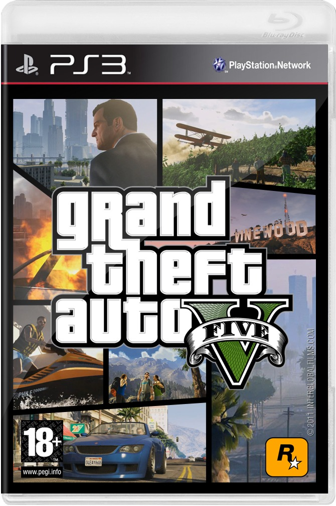 gta v ps3 precio amazon