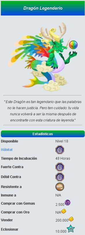 dragones de dragon city
